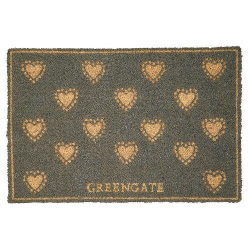 Greengate Fußmatte - Penny Grey
