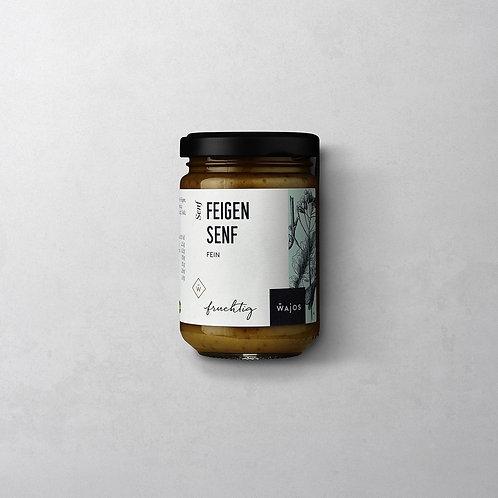 Wajos - Feigen Senf (140 ml)