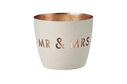 Giftcompany - Madras Windlicht - Mr. & Mrs.