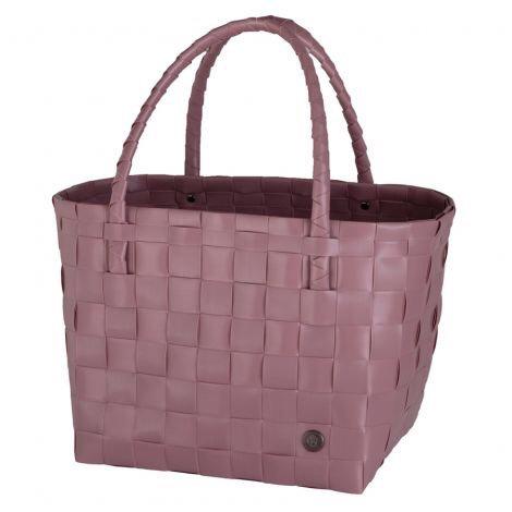 """Handed By - Einkaufskorb """"Paris"""" - Rustic Pink"""