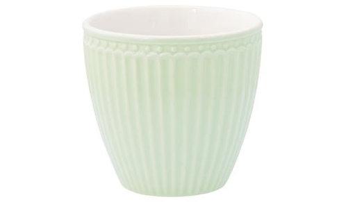 GreenGate - Latte Cup - Alice Pale Green