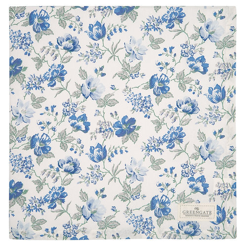 GreenGate - Tischdecke (150 x 150 cm) - Donna Blue