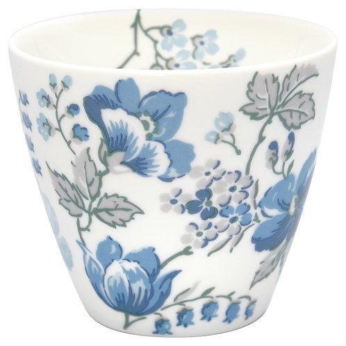 GreenGate - Latte Cup - Donna Blue
