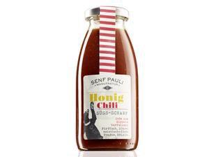 "Senf Pauli - Soße ""Rauch & Tomate"" (250 ml)"