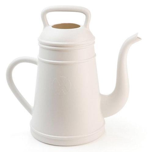 """Gießkanne """"Lungo"""" klein (8 Liter) - Offwhite"""