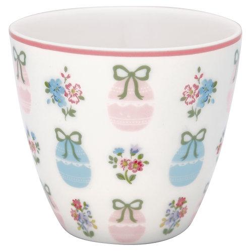 GreenGate - Latte Cup - Elsie White