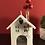 Thumbnail: Haus klein mit Reagenzglas - Zink/Weiß