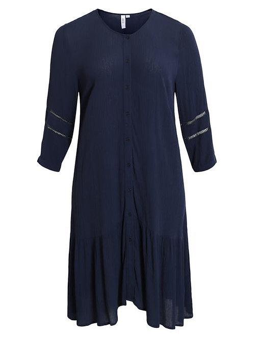 Ciso - Schönes Kleid  - Blau