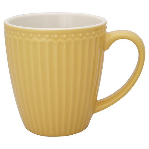 GreenGate - Tasse - Alice Honey Mustard