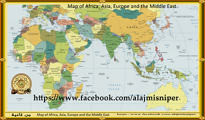 Map of africa and asia world map palestine flag states country asia africa europe gumiabroncs Gallery