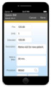 Mobile Medical Practice Management and Billing Software