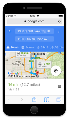Mobile Medical Practice Management Software Google Maps