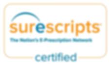 e-Prescribe eRx SureScripts pharmacy
