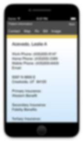 Mobile Medical Practice Management Software