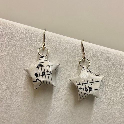 Origami Puffy Stars--Music