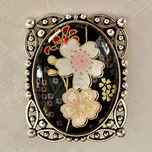 Cherry Blossom Pin