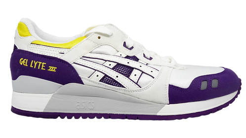 Gel lyte III Lakers - Asics