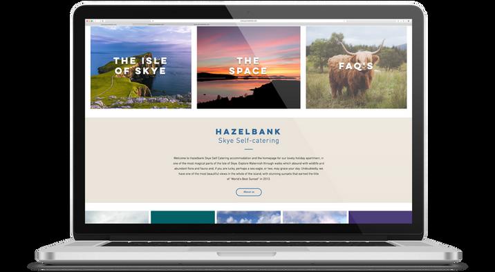 Hazelbank Homepage
