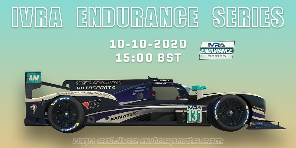IVRA Endurance Series - Round 1