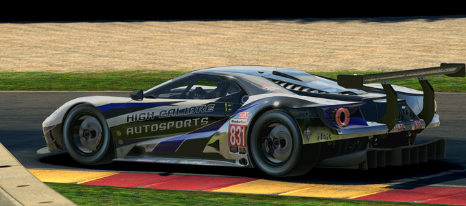 ARL GT Championship - Round One