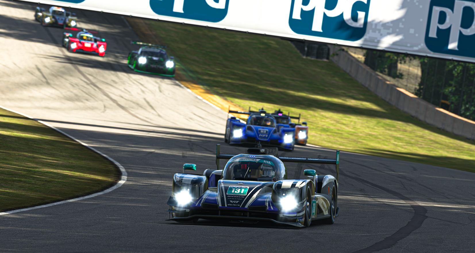 IVRA Endurance Series - Round 4