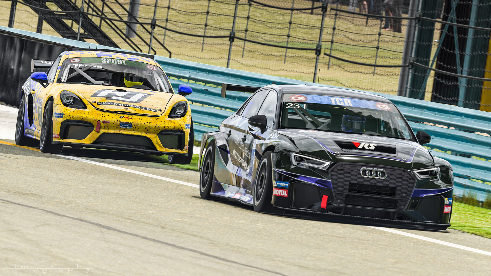 IVRA ClubSport Summer Series - Round One