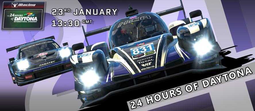 24 Hours of Daytona - 2021