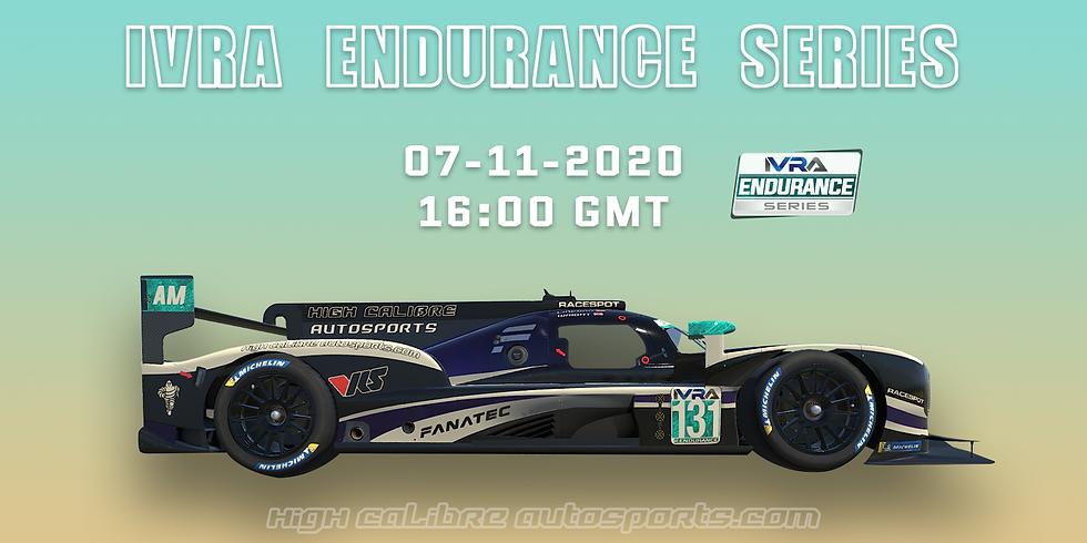 IVRA Endurance Series - Round 2