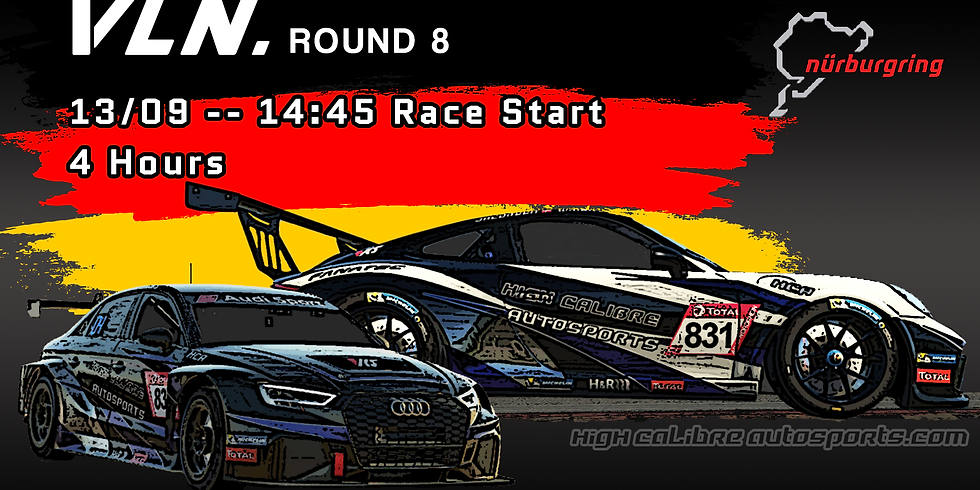 VLN Race 8
