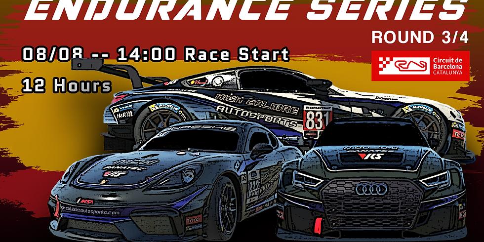 Endurance Series - Round 3
