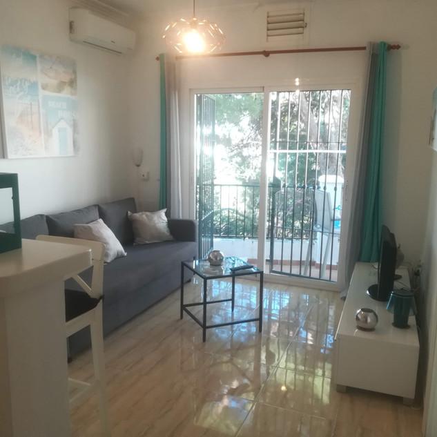 Apartment Burriana 2 - Livingroom