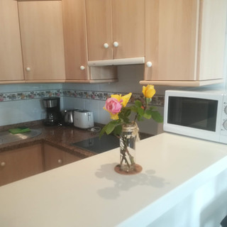 Apartment Burriana 2 - Kitchen