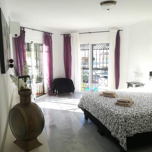 Burriana Villa - Master Bedroom