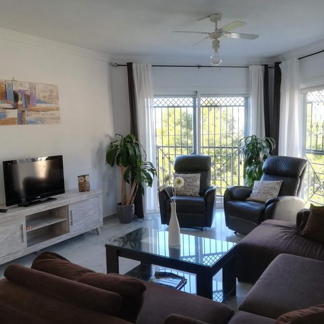 Villa Burriana -Livingroom