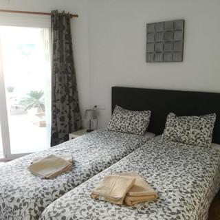 Apartment Burriana 1 - Double bedroom