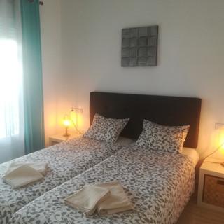 Apartment 2 - Double bedroom