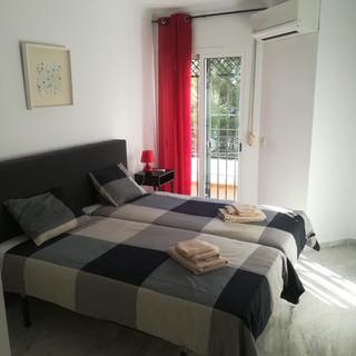 Villa Burriana Double Bedroom