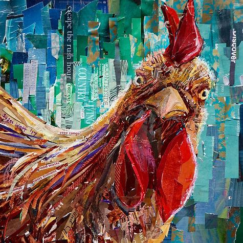 Chicken with attitude