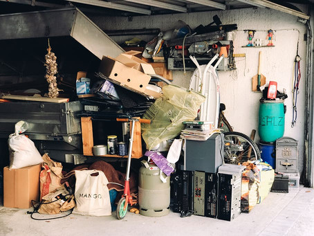 Clutter building up? Here's a step by step guide to reclaiming your home!
