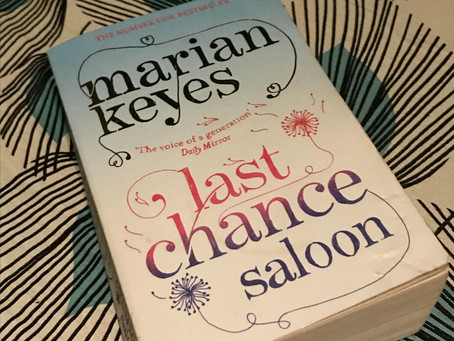 BOOK REVIEW - Last Chance Saloon, Marian Keyes