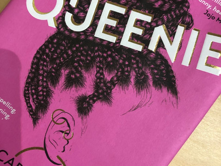 BOOK REVIEW - 'Queenie' by Candice Carty-Williams