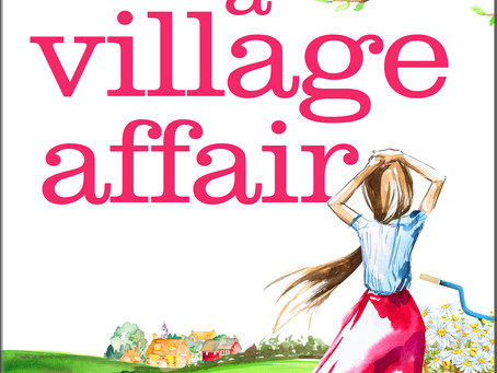 BOOK REVIEW - A Village Affair, Julie Houston
