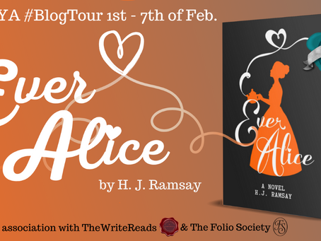 BOOK REVIEW: Ever Alice by H J Ramsay