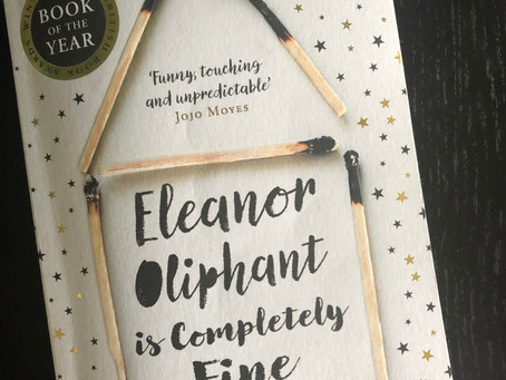 BOOK REVIEW - Eleanor Oliphant is Completely Fine by Gail Honeyman