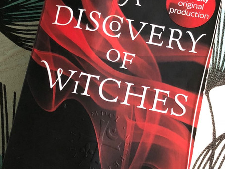 BOOK REVIEW - A Discovery of Witches, Deborah Harkness