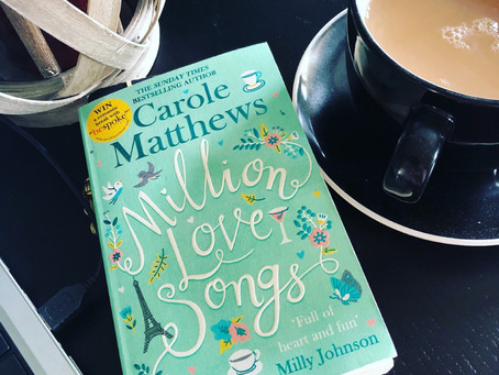 BOOK REVIEW-Million Love Songs, by Carole Matthews