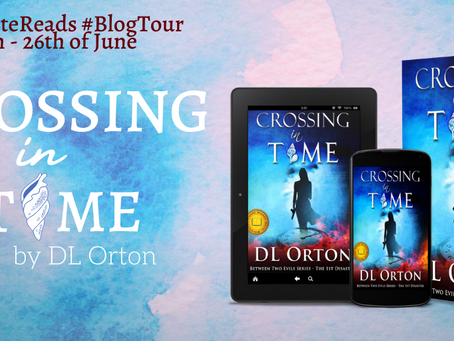 Blog Tour: Crossing in Time by  D L Orton