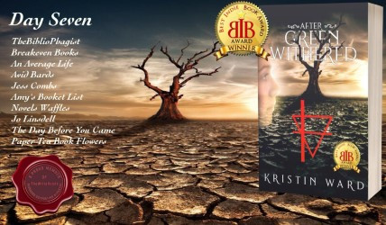BOOK REVIEW - After the Green Withered, by Kristin Ward