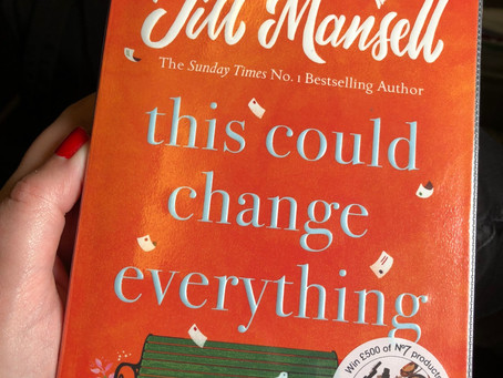 BOOK REVIEW - This could change everything, Jill Mansell
