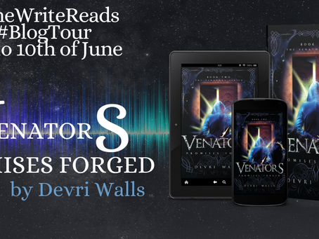 Book Review: Venators, Promises Forged by Devri Walls